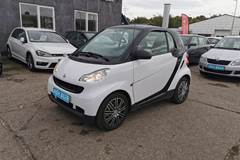 Smart Fortwo CDI smart & pure  2d 0,8