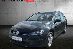 VW Golf VII TDi 110 BlueMotion Variant 1,6