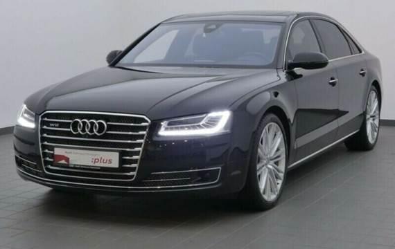 Audi A8 W12 quattro Tiptr. lang 6,3