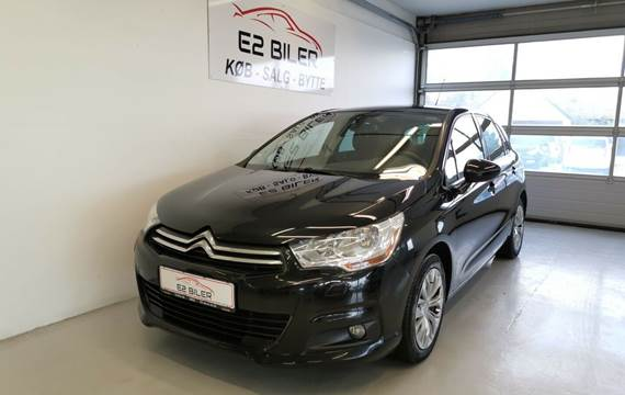 Citroën C4 HDi 92 Seduction 1,6
