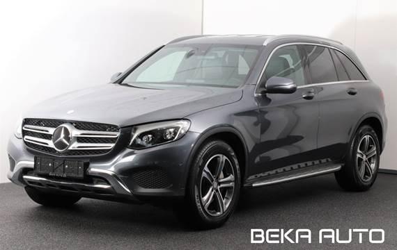 Mercedes GLC220 d Exclusive aut. 4-M 2,2
