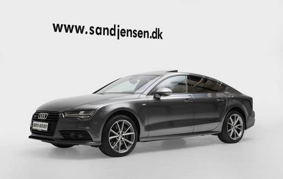 Audi A7 TDi 272 S-line SB quattro S-tr 3,0