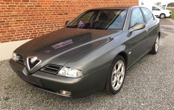 Alfa Romeo 166 V6 Sportronic 2,5