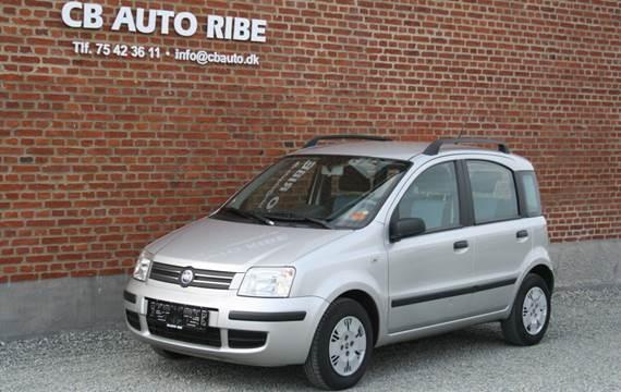 Fiat Panda Active Dualogic 1,2