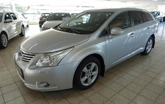 Toyota Avensis D-4D DPF T2  Stc 6g 2,0
