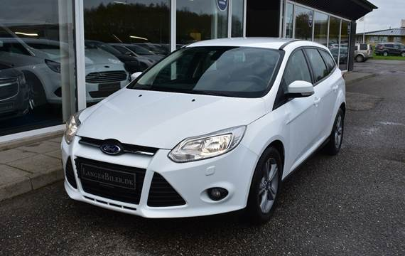 Ford Focus SCTi 100 Edition stc. ECO 1,0