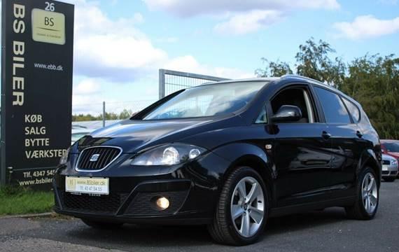 Seat Altea XL TDi 140 Style DSG 2,0