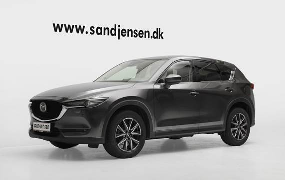 Mazda CX-5 Sky-D 175 Optimum aut. AWD 2,2