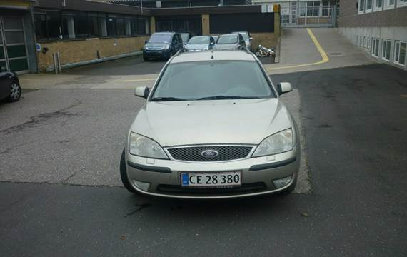 Ford Mondeo 145 Limited Edition stc. 2,0