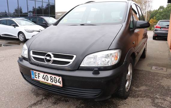 Opel Zafira DTi Comfort 2,0