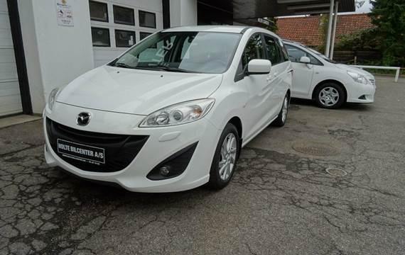 Mazda 5 Advance 2,0
