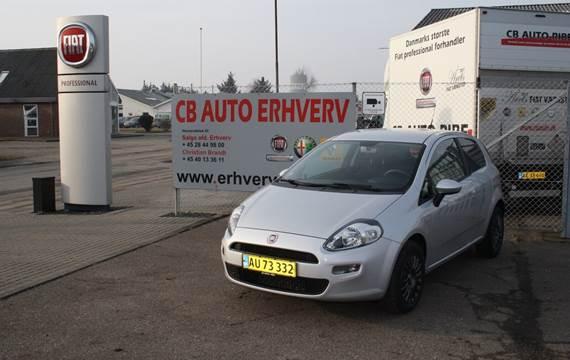 Fiat Punto MJT 85 Van 1,3