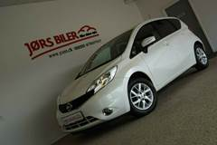 Nissan Note Acenta Tech Pack 1,2