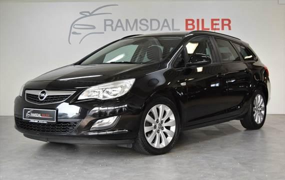 Opel Astra CDTi 160 Enjoy ST 2,0