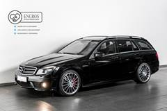 Mercedes C63 AMG Performance stc. aut. 6,3
