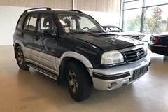 Suzuki Grand Vitara TDi 16V Luksus Van 2,0