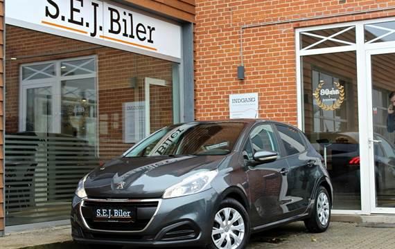 Peugeot 208 BlueHDi 100 Active 1,6