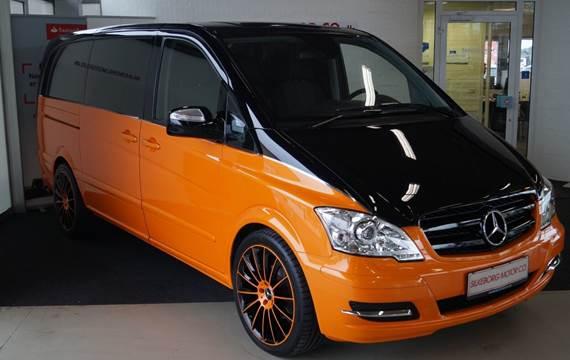 Mercedes Vito 113 CDi Comfort L aut. 2,2