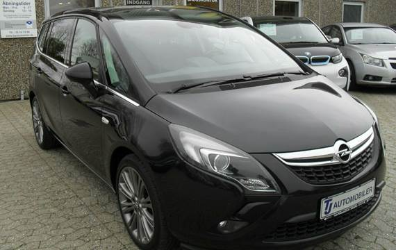 Opel Zafira Tourer 2,0 CDTi 165 Cosmo