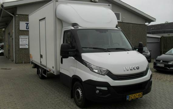Iveco Daily 35S16 Alukasse m/lift AG8 2,3