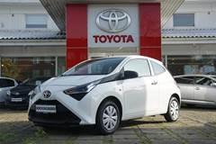 Toyota Aygo VVT-I X  3d 1,0