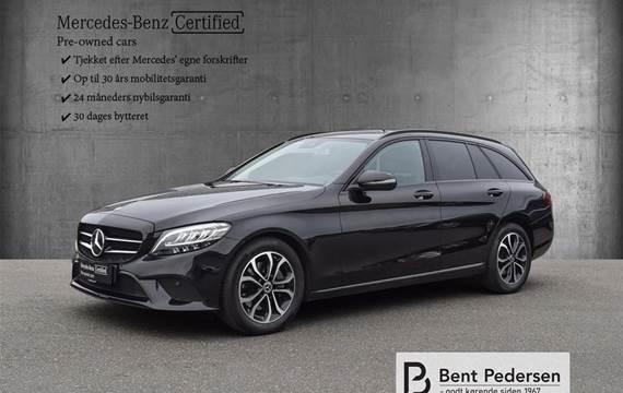 Mercedes C300 300 T  D 9G-Tronic  Stc 9g Aut. 2,0