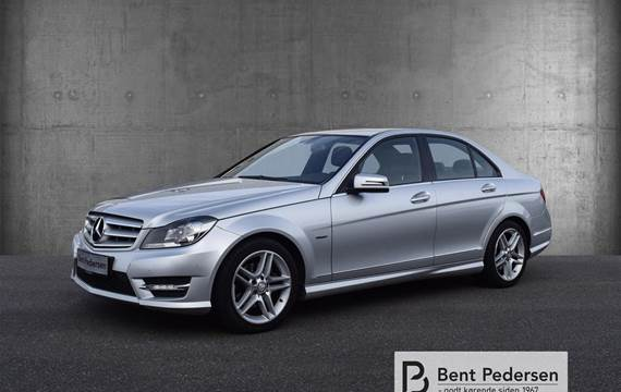 Mercedes C180 180  CGI BlueEfficiency  7g Aut. 1,8