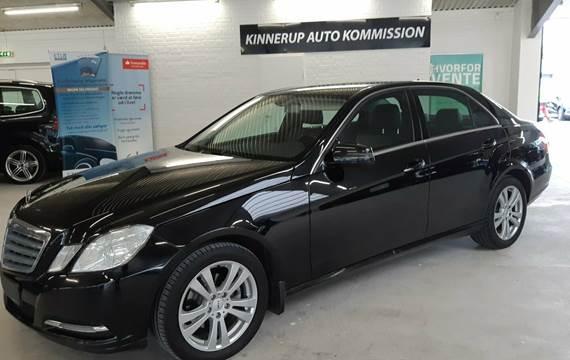 Mercedes E200 CDi Avantgarde aut. 2,2