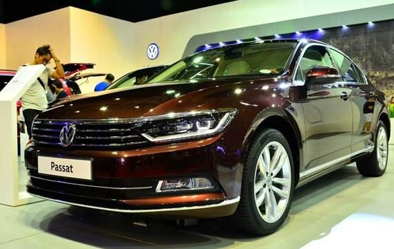 VW Passat TDi 120 BlueMotion 1,6