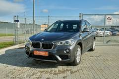 BMW X1 sDrive18d Advantage aut. 2,0