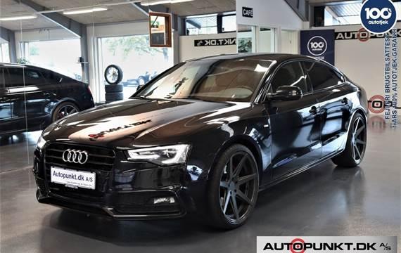 Audi A5 TDi 204 S-line SB Multitr. 3,0