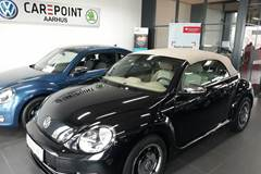 VW The Beetle TSi 105 Design Cabriolet 1,2