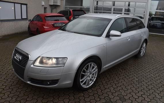 Audi A6 TDi 180 Avant 2,7