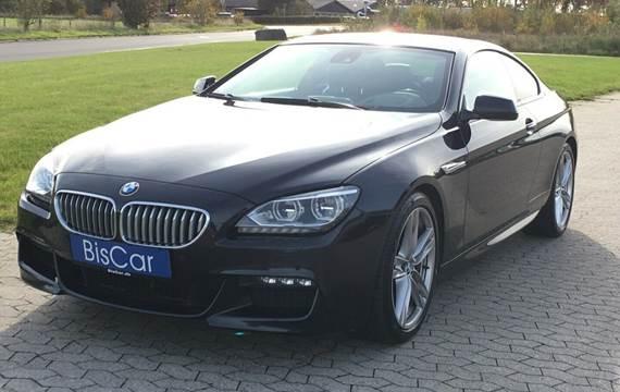 BMW 650i Coupé M-Sport aut. 4,4
