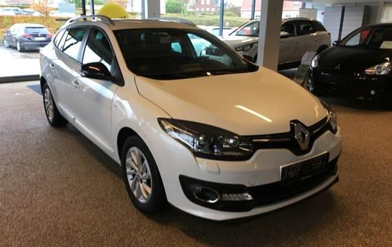 Renault Megane III dCi 110 Limited Edition ST ESM 1,5