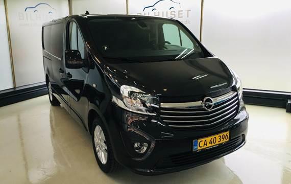Opel Vivaro CDTi 125 Edition+ L2H1 1,6