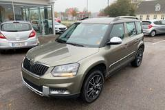Skoda Yeti Outdoor TSi 125 Ambition DSG 1,4
