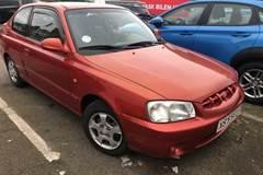 Hyundai Accent GLS aut. 1,5