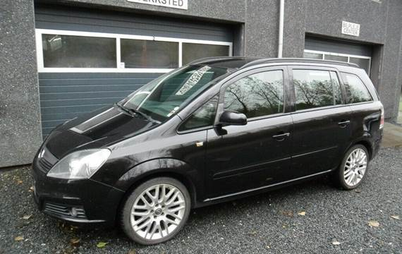 Opel Zafira CDTi 120 Enjoy 1,9