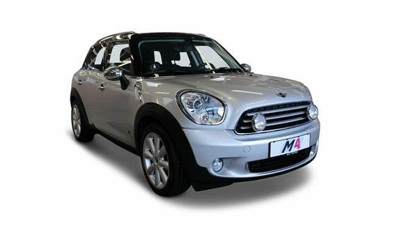 Mini Countryman Cooper SD 143 ALL4 2,0