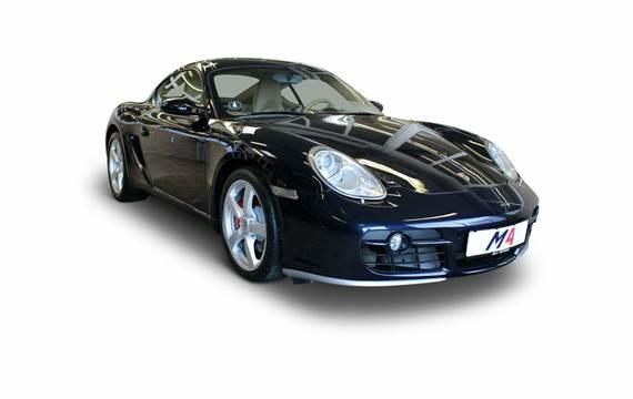 Porsche Cayman S Tiptr. 3,4
