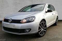 VW Golf VI TDi 140 Match 2,0