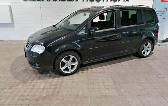 VW Touran TDi 140 Trendline DSG 7prs 2,0