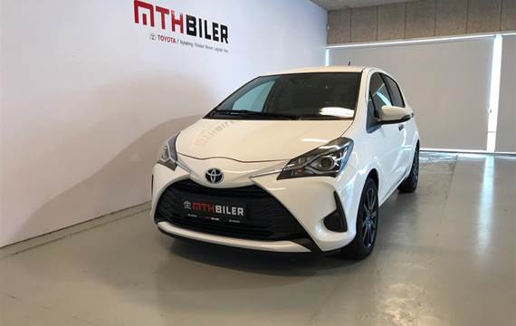 Toyota Yaris 1,5 VVT-I T2  5d 6g