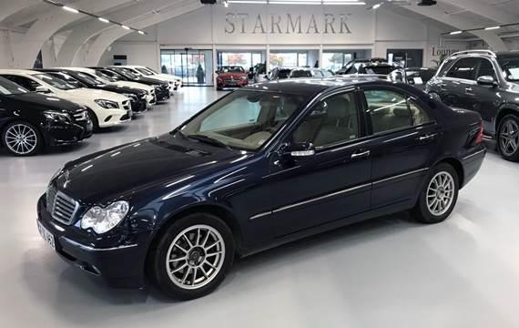 Mercedes C200 Komp. Classic aut. 1,8