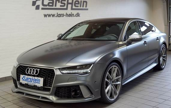 Audi RS7 TFSi performance SB quat Tiptr 4,0