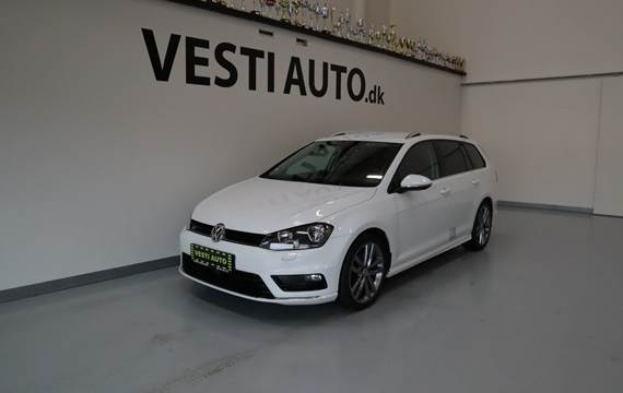 VW Golf VII TDi 150 Highline DSG Van 2,0