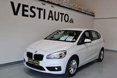 BMW 218d Active Tourer aut. Van 2,0