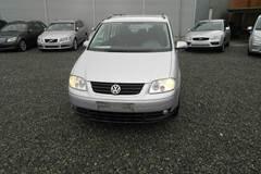 VW Touran TDi 105 Trendline 7prs 1,9