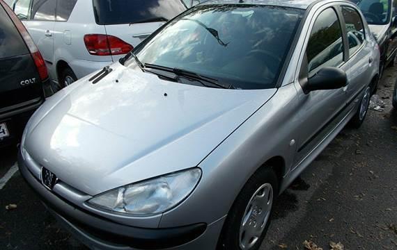 Peugeot 206 aut. 1,4